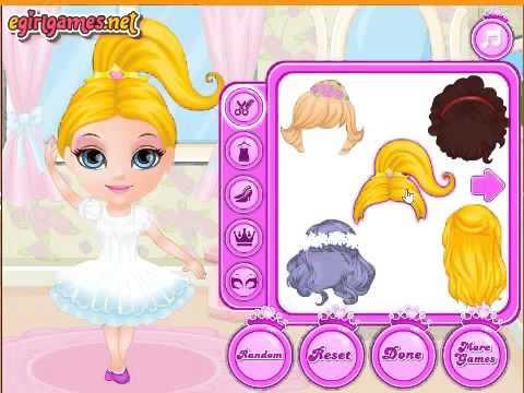 Baby Barbie Spiele