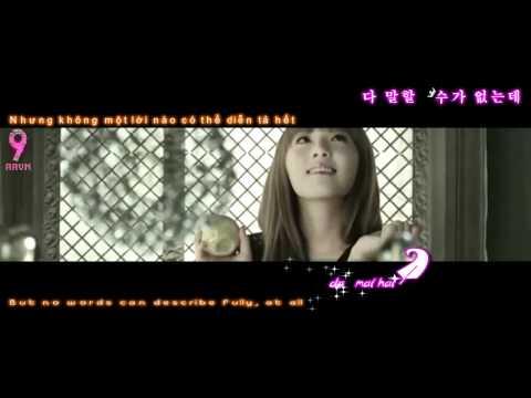 [AA VIETSUB + ENGSUB + HANGUL + ROMAN + KARA] Beautiful Girls - SNSD & Yoo Young Jin