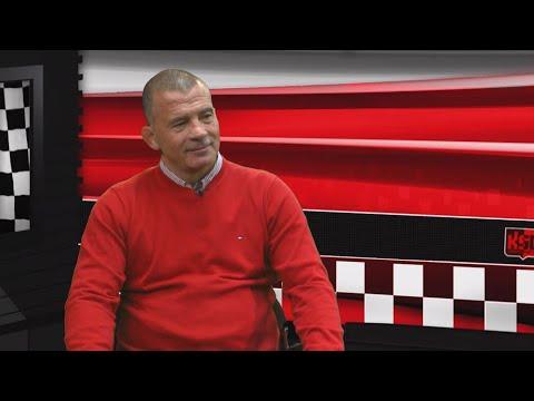 Birkózás: Gulyás István volt a Dinó Sporthíradó vendége