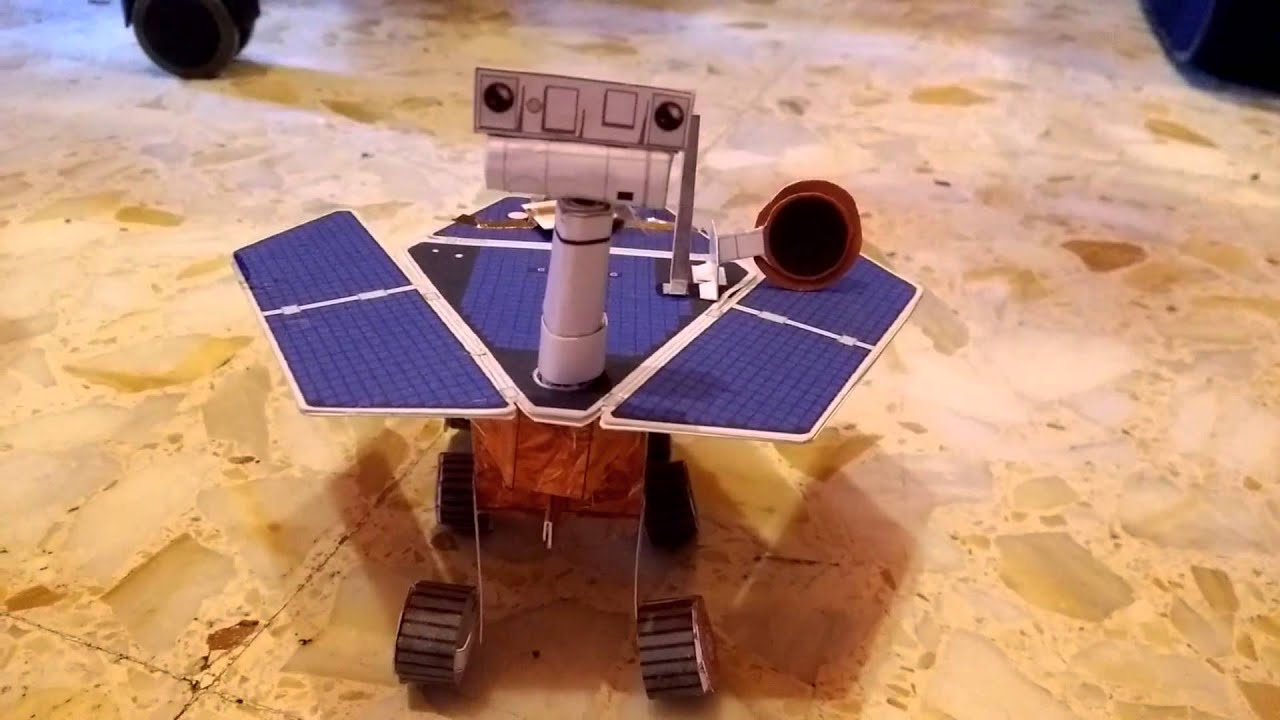 ROVER TECHNOLOGY