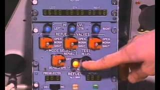 AIRBUS A320 Otomatik Yakıt Yükleme Operasyonu (Metrik) Bölüm 2