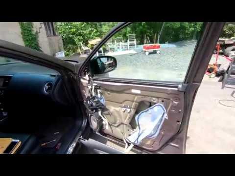 How To Remove Door Mirror On 13 20 Nissan Pathfinder Youtube