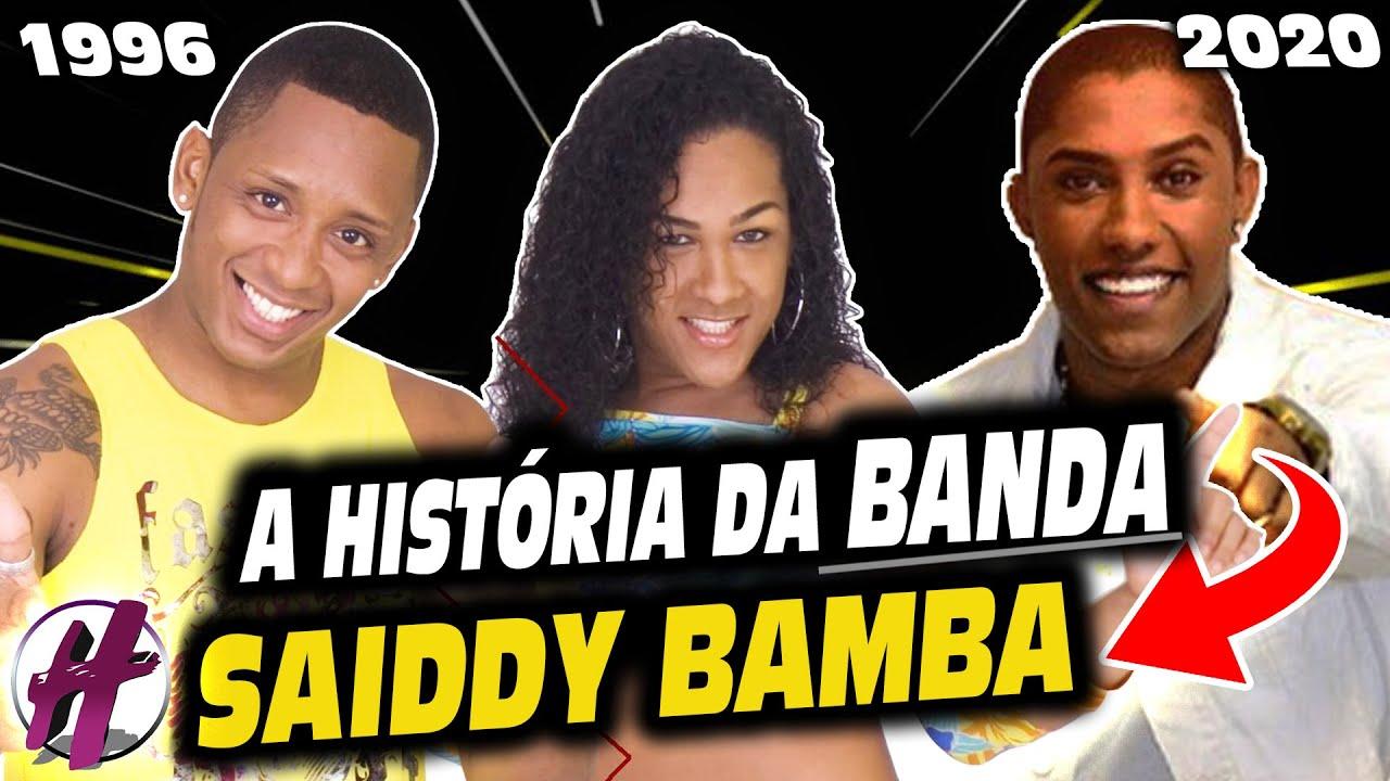 A História da Banda Saiddy Bamba