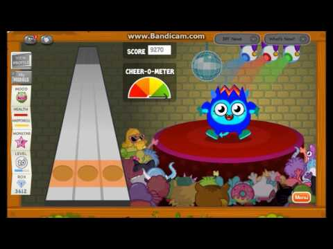 Moshi Monsters  All Songs In Underground Disco Diavlo