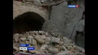 Гражданская война в Сирии: Алеппо.