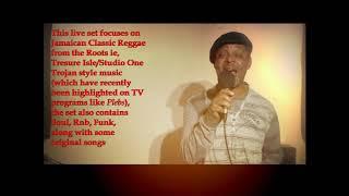 Studio One Old school Reggae Rocksteady Soul RnB Rap Funk by Carlton Hunter (Union)