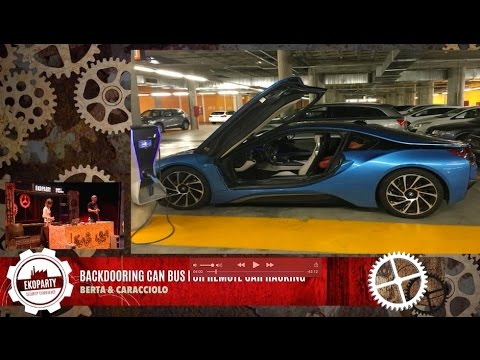 Hacking Autos: Backdooring CAN Bus for Remote Car Hacking