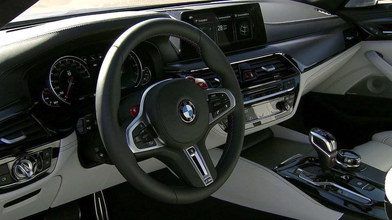2018 bmw m5 interior. simple bmw 2018 bmw m5  interior in bmw m5 interior o