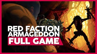 Red Faction: Armageddon | PC 60fps | Full Gameplay/Playthrough | No Commentary