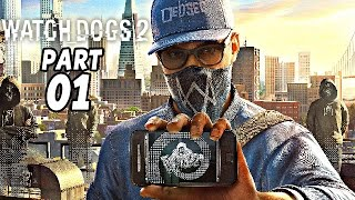 Watch Dogs 2 Gameplay German Part 1 - Willkommen bei DedSec - Let