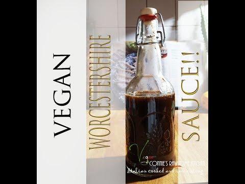 VEGAN Worcestershire Sauce For Vegan Steaks!!   Connie's RAWsome Kitchen