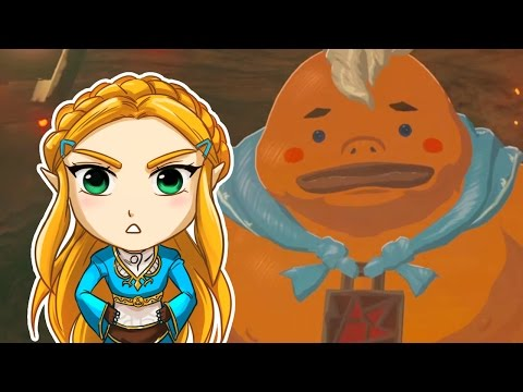 MY PEOPLE, THE GORONS! | The Legend of Zelda: Breath of the Wild #31