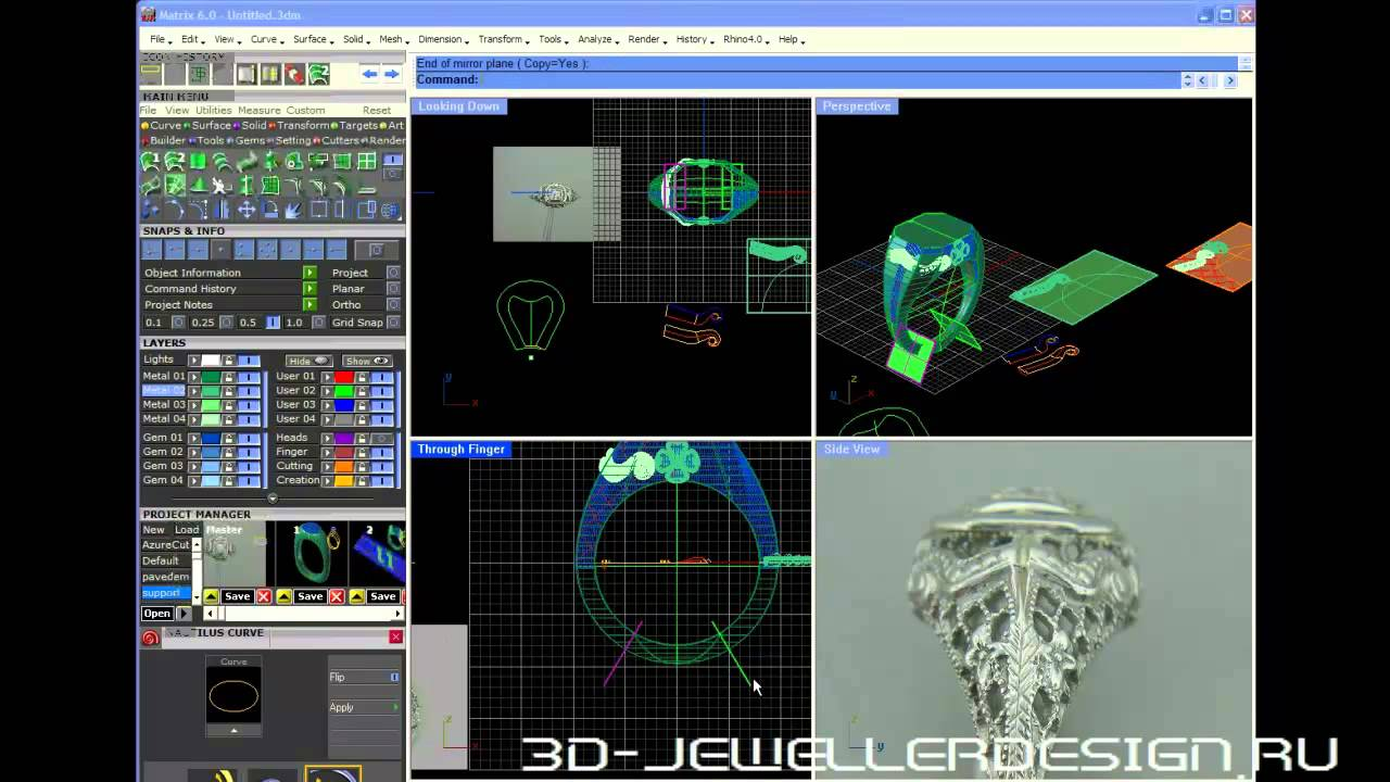 matrix 3d software free download