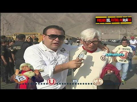 La Previa Universitario vs UTC 3-1  En Futbol En America 08/05/2016