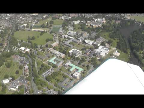 University Of Reading - Whiteknights Park Campus - Aerial View