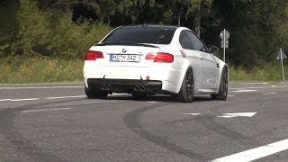 BEST of BMW Sounds Part 2 - E30 M3, E36 M3, E46 M3 CSL, E92 M3, M5, X6M