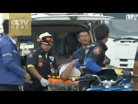 15 Thailand blast suspects detained in military barracks