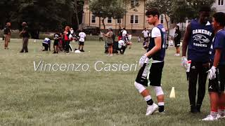 Vincenzo Casieri Football Highlights - Class of 2023