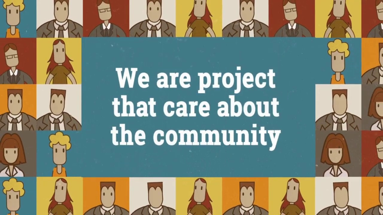 We are project that care about the community