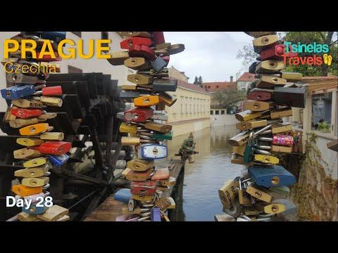 Europe Solo Travel Day 28 of 30 - Prague, Czech Republic