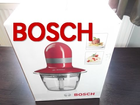 Review BOSCH MMRO8R2