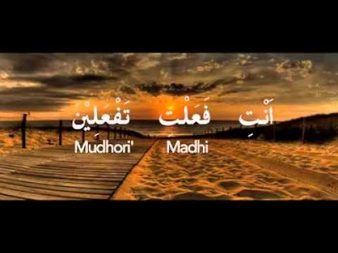 Belajar Arab Berlagu Versi Bulan-Bulan Islam