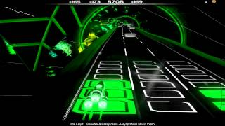 Audiosurf Gameplay HD PC