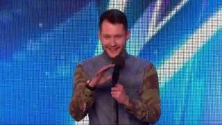 (Napisy)Brytyjski Mam Talent 9 - Calum Scott