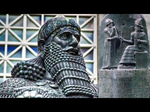 First Laws of The Ancient World: Divine Inspiration or Human Genius?