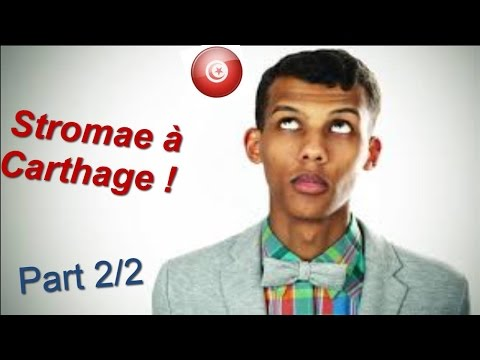 Festival de carthage: Stromae Part 2/2