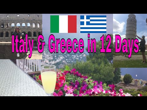 Italy and Greece