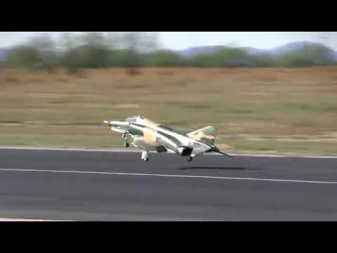 B-1 Bobs F-4 Tucson Jets