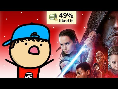 An Expert Evaluation of The Last Jedi (Animated)