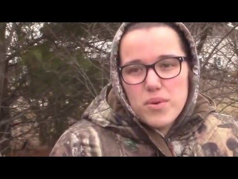 Right To Bear Arms Hits Home For Teen Girl Hunters
