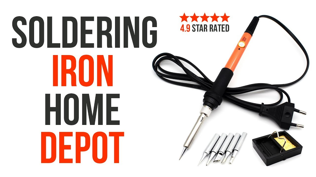 Best Soldering Iron Home Depot Youtube