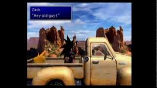 Final Fantasy VII Playthrough #114, Cloud and Zack; Midgar