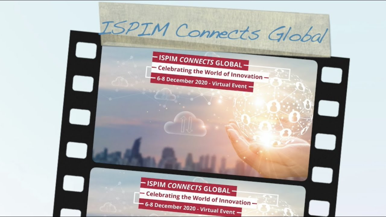 ISPIM Connects Global Conference 2020 - Preview