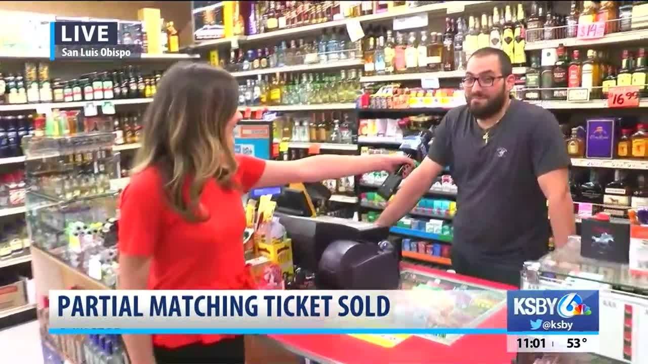 Mega Millions ticket with five of six winning numbers sold ...