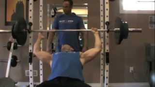 Killa 'BlueStar' Chest Workout