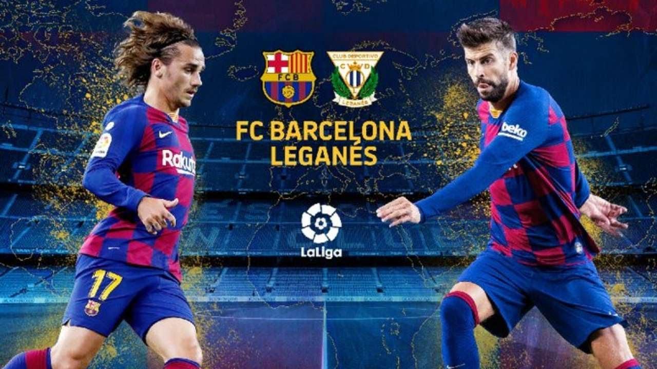 Barcelona Leganes