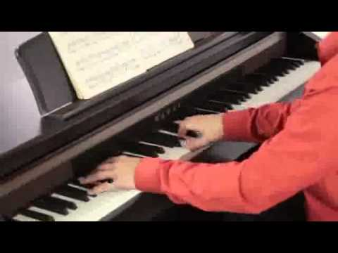 kawai ca65 digital piano demonstration youtube. Black Bedroom Furniture Sets. Home Design Ideas