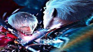 Devil May Cry 3 HD - Ending & Final Boss (Dante vs Vergil)