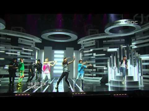 SHINee - Lucifer, 샤이니 - 루시퍼, Music Core 20100724
