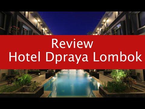 Hotel Dekat Bandara, D'Praya Lombok Hotel