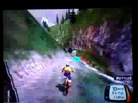 jeux de downhill ps2