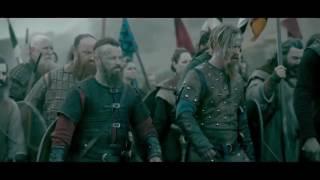 Викинги 5  сезон - Русский Трейлер (2016), смотреть онлайн!