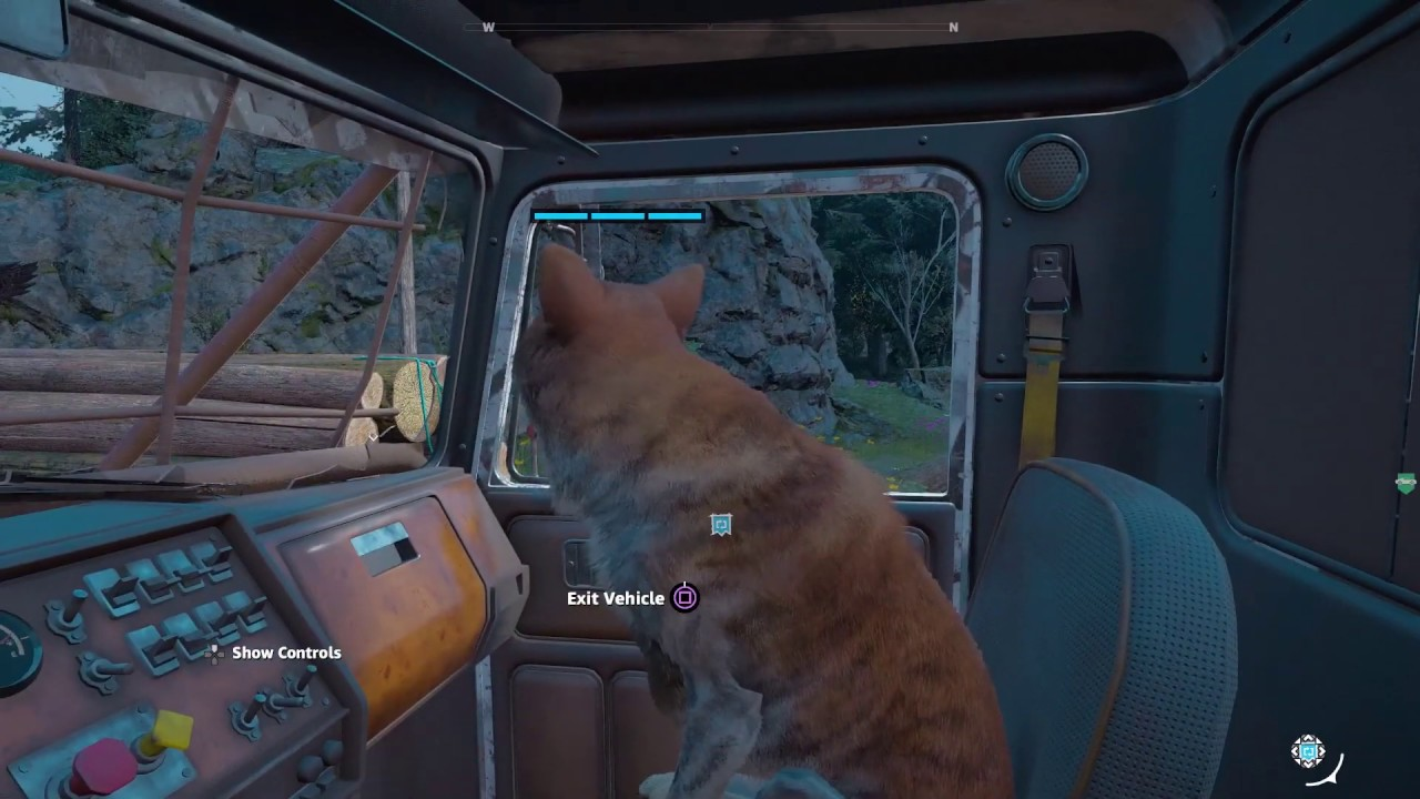 Far Cry New Dawn Timber The Dog Gameplay Youtube