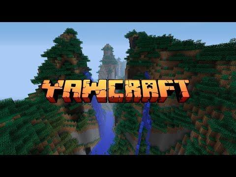Minecraft - TOWN BANNER ★ YAWcraft, Ep.64