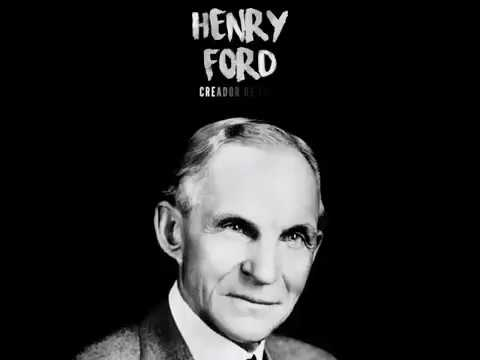 Henry Ford historia de automóviles Henry Ford car history