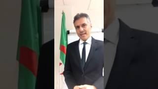 رشيد نكاز يكشف ويفسر عن سبب  احتجاج الموطنين في الجزائر  ومن قام بالتكسير و السرقة بالدليل